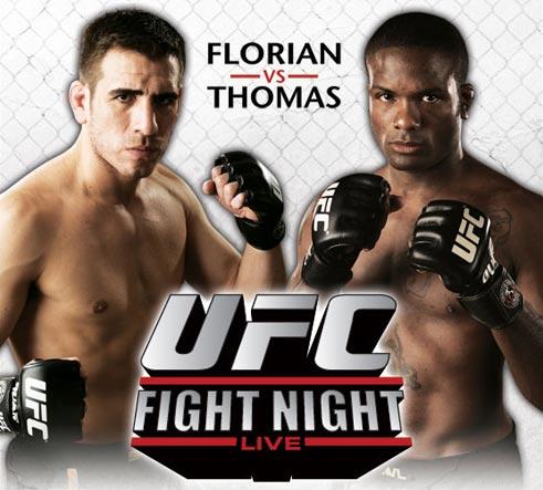 UFN 11- Florian vs Thomas UFC Pic