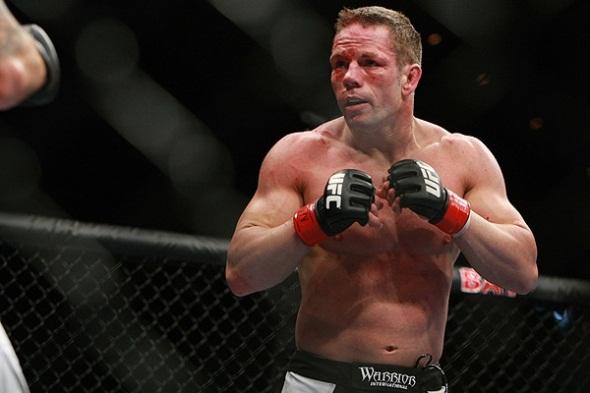 Marcus Davis UFC Pic fighting
