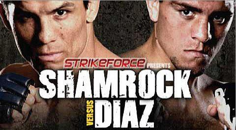 Strikeforce- Shamrock vs. Diaz