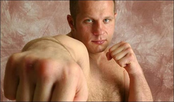 Fedor Emelianenko punch