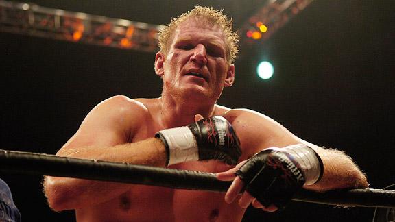 Josh Barnett fight