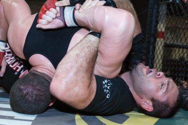 Gabriel Gonzaga UFC 102 training 5