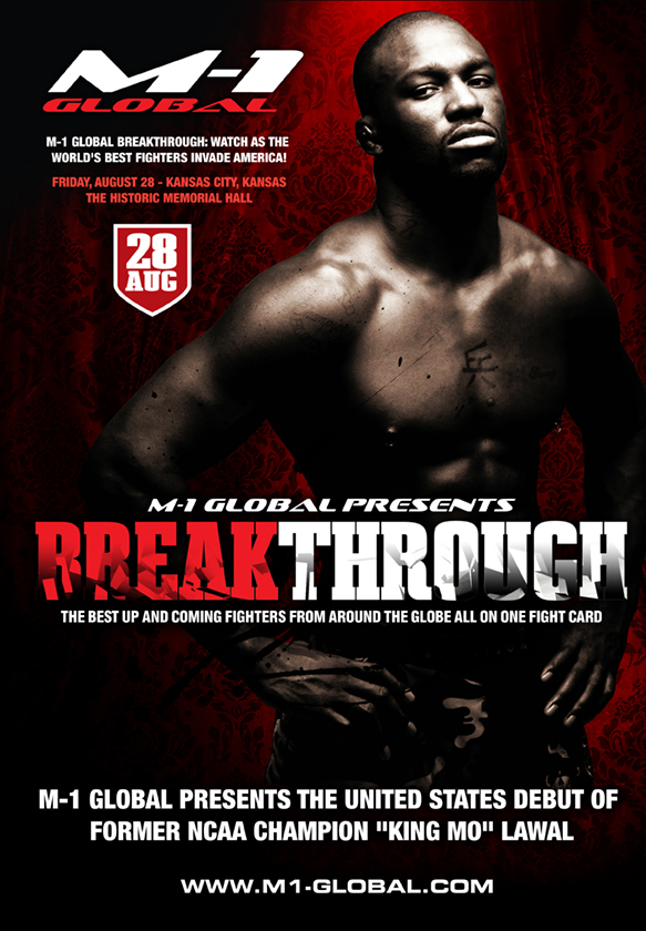 M-1 Global Breakthrough Poster