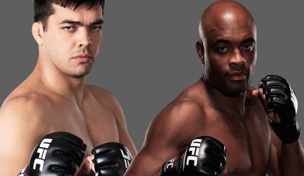 Machida vs Silva