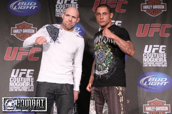 UFC 102 Jardine vs Silva 2