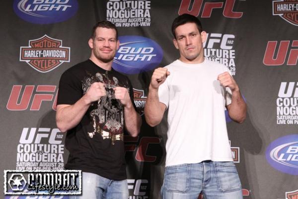 UFC 102 Maia vs Marquardt 2