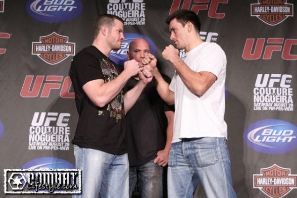 UFC 102 Maia vs Marquardt