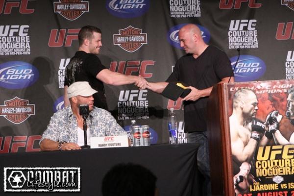 UFC 102 Marquardt