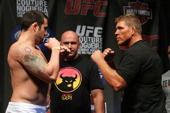 UFC 102 weigh-ins 8