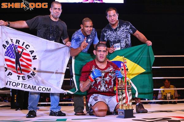 Antonio Silva vs Jim York 3