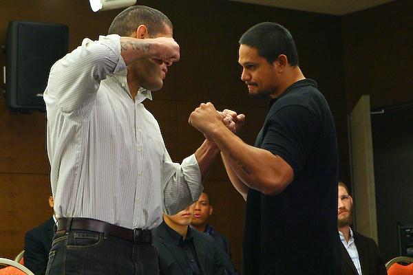 Antonio Silva vs Jim York- Sengoku 10