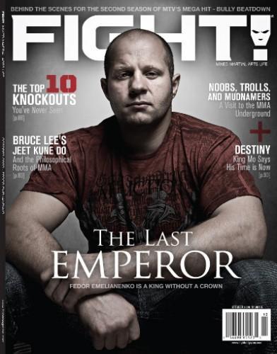 Fedor on Fight Magazine