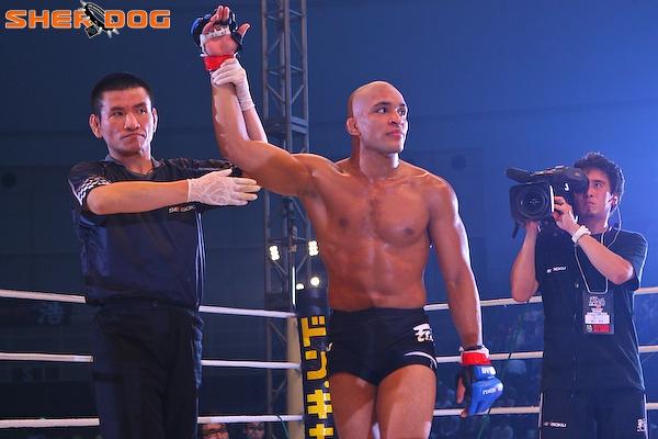 Maximo Blanco vs Tetsuya Yamada 3