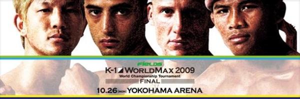 K-1-World-Max-2009