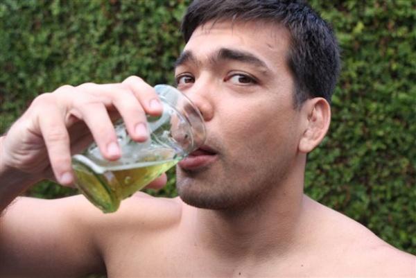 UFC 104 Machida training 15