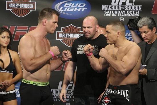UFC 104 weigh-in 11