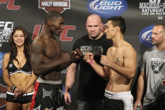 UFC 104 weigh-in 8