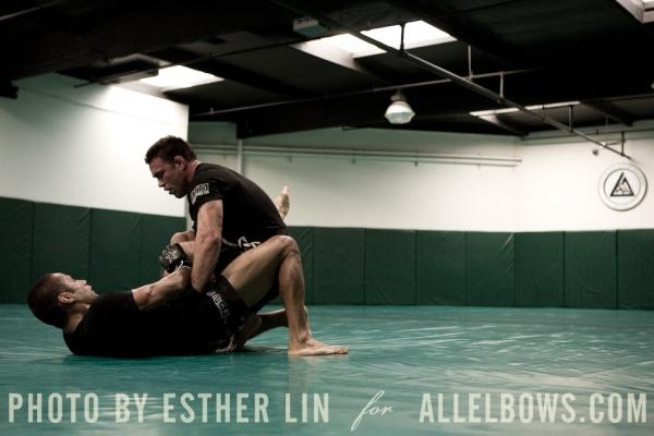 Jake Shields Training for Mayhem 3