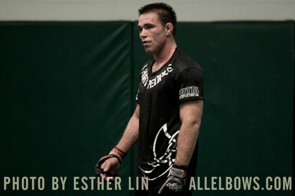 Jake Shields Training for Mayhem 9
