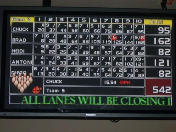 Chuck bowling 2