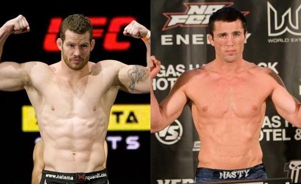 Marquardt vs Sonnen UFC 109