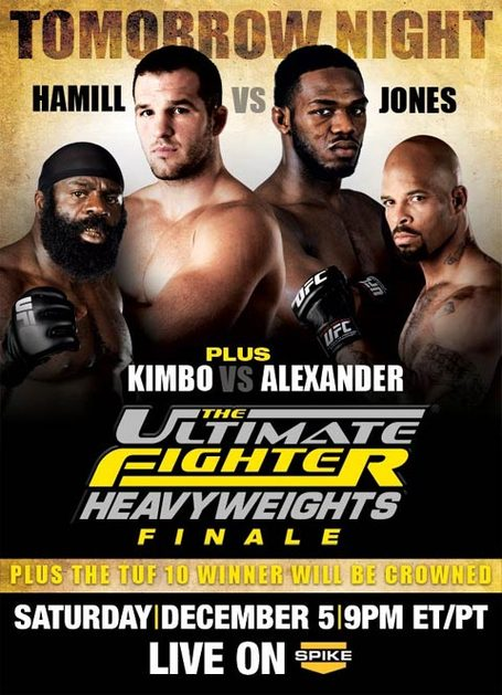 TUF 10 Finale Poster 2
