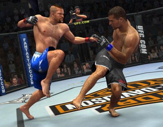 UFC Undisputed screenshot