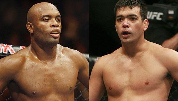 Anderson Silva vs Lyoto Machida
