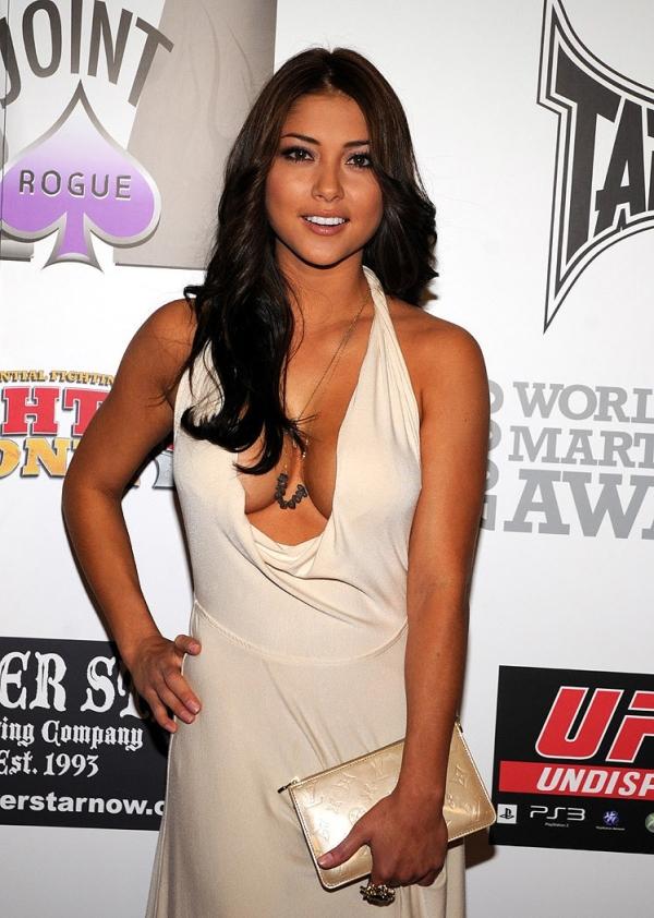 Arianny 2009 MMA Awards 1