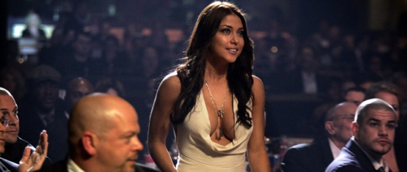 Arianny 2009 MMA Awards- gallery