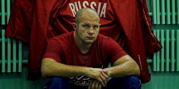 Fedor Emelianenko Russia