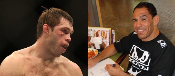 Griffin vs Rogerio Nogueira