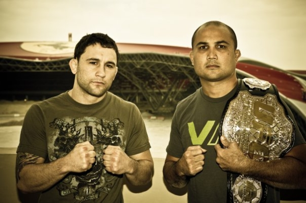 UFC 112 press conference pic 6