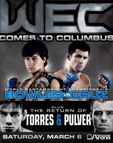 WEC 47 Poster