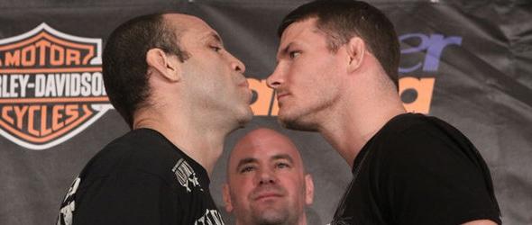UFC 110 weigh ins