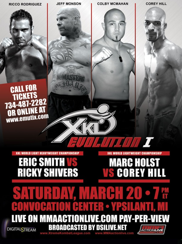 XKL Poster March 20