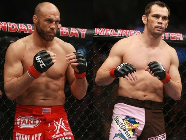 Couture vs Franklin UFC 115