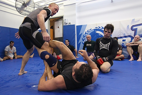 GSP training for Hardy 1