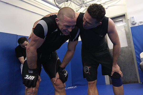 GSP training for Hardy 2