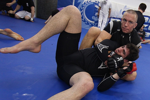 GSP training for Hardy 3