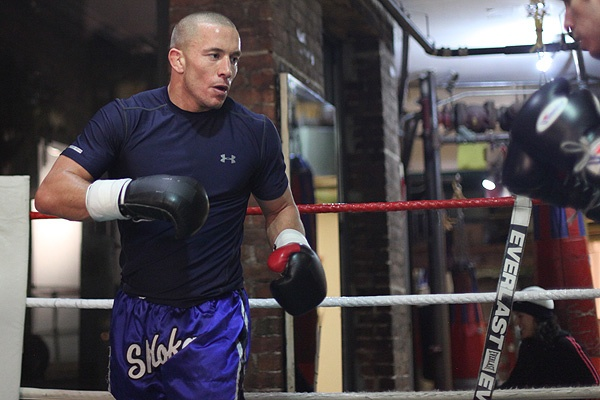 GSP training for Hardy 5