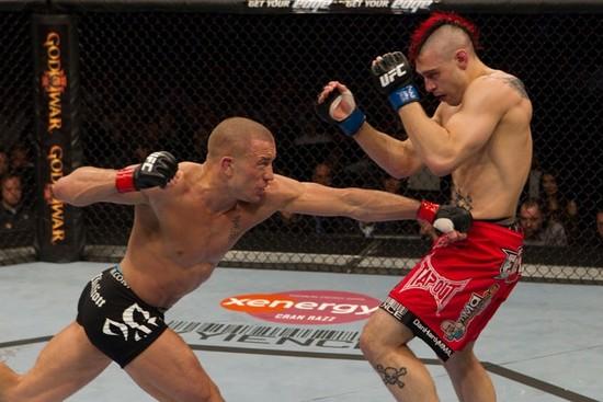 UFC 111 Pics 1