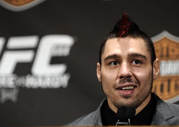 UFC 111 Press Conference 4