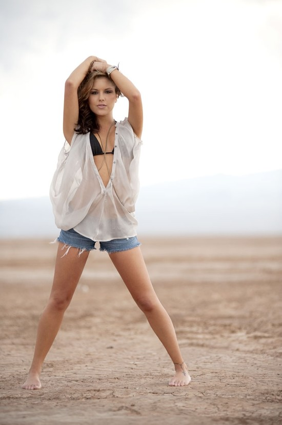WEC Girl Brittney Palmer 1