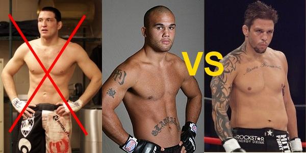 Lawler vs Babalu with Miller Suspension