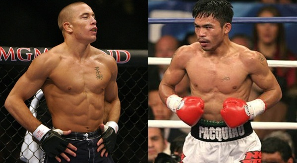 St Pierre vs Pacquiao