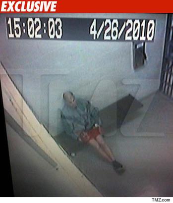 Tito Ortiz Jail Cell