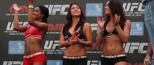UFC 112 Octagon Girls- gallery 2