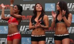 UFC 112 Octagon Girls- thumbnail