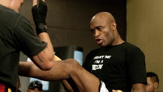 UFC 112 Open Workout 5